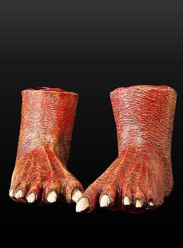 - Füße Kostüme Zubehör