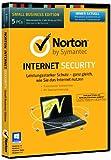 Norton Internet Security 2014 - 5 PCs (DVD-Box) Bild