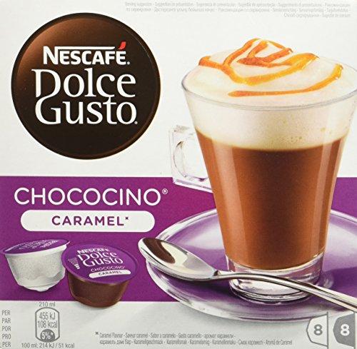 NesCafé Dolce Gusto CHOCOCINO CARAMEL - 16 Capsules - 204,8g