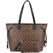 Amazon.es: bolsos louis vuitton mujer imitacion - Marrón