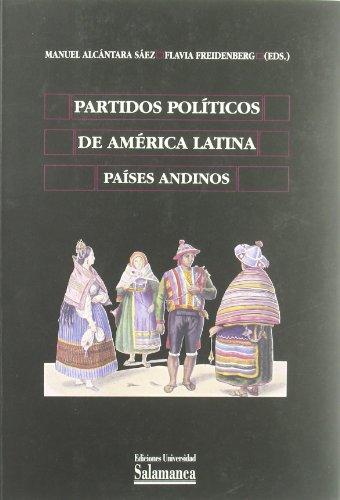 Partidos políticos de América Latina. Países andinos (Biblioteca de América)