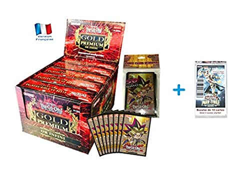 Offre LAGIWA - Carte Yugioh - Boite de 5 Pack