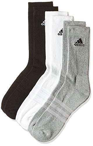 adidas-3s-per-cr-hc-3p-calcetines-unisex-negro-medium-grey-heather-blanco-39-42-eu-pack-de-3
