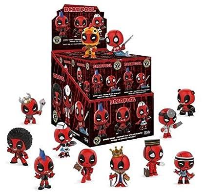 FunKo Marvel Comics Mystery Mini Figures 5 cm D...