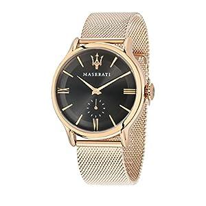 Reloj para Hombre, Colección EPOCA, de Acero, PVD Oro Rosa – R8853118004