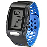 Smart-Health-Life-Trak-Zone-410-(Black-Face-with-Blue-Band)