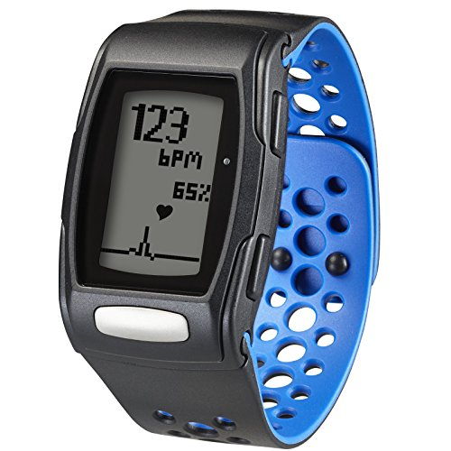 Smart Health Life Trak Zone 410 (Black Face with Blue Band)