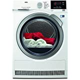 AEG T8DBG842 Independiente Carga frontal 8kg A++ Color blanco - Secadora (Independiente, Carga frontal, Bomba de calor, A++, Color blanco, B)