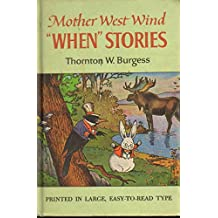 Mother West Wind's Where Stories