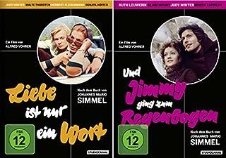 Johannes Mario Simmel - DuoSet | Liebe ist nur ein Wort + Und Jimmy ging zum Regenbogen [2-Disc]