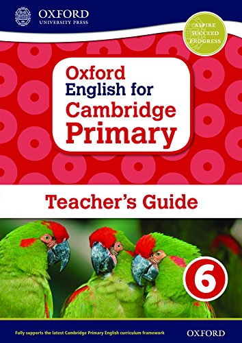 Oxford English for Cambridge Primary Teacher book 6 (Op Primary Supplementary Courses)