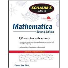 Schaum's Outline of Mathematica (Schaum's Outlines)