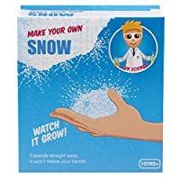 Gift Idea For Boys & Girls - Make Your Own Snow Ages 5+
