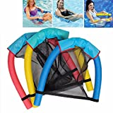 #8: JERN Swimming Noodle Seats Sling Floating Pool Fun Chair for Kids