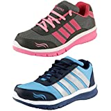 Ethics Women Combo Pack Of 2 Designer Sports Shoes
