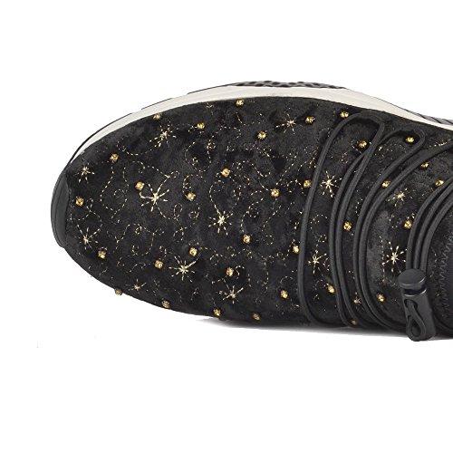 Ash Footwear Misstic Sneaker Nero Donna Black