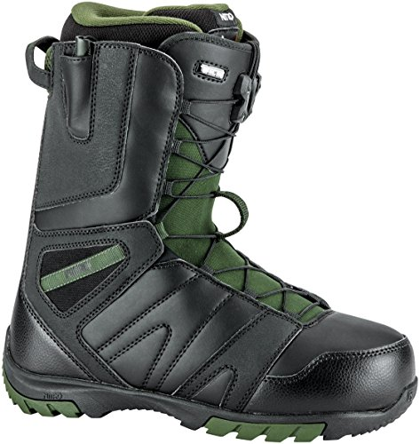 Nitro Snowboards Herren Sentinel TLS\'18 Snowboard Boot Black, 29,5
