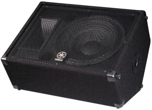 "Yamaha BR15M 2-Way Lautsprecher 400/800 Watt, Floormonitor, 1x15""/1x1"", 60Hz-20kHz"