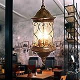 Industrial Vintage Pendelleuchte Continental AA Kronleuchter Deckenleuchten Pendelleuchte E27 Sockel s manuelle Fehler mit so alten Abdichtung Lampen 8 Leiter