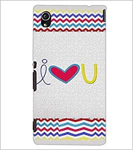 PrintDhaba Quote D-4825 Back Case Cover for SONY XPERIA M4 AQUA (Multi-Coloured)