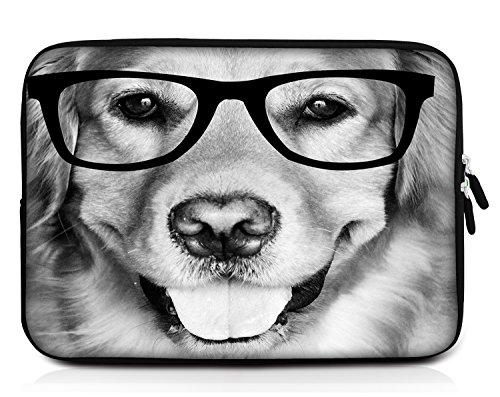 Sidorenko 15-15,6 Zoll Laptop Hülle - Laptoptasche aus Neopren, 42 Designer Case zur Auswahl (15-zoll-laptop-neopren-hülle)