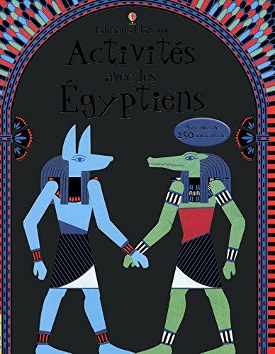 Activités avec les égyptiens par Emily Bone