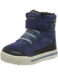 Viking Unisex-Kinder Folda Hohe Sneakers