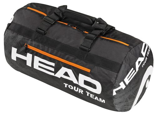 Head Tennistasche Tour Team Club 50 Liter, Schwarz, 30 x 56 x 30 cm, 283313