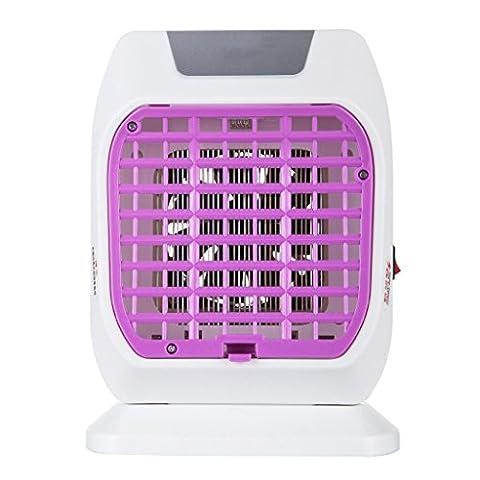 KK UV LED Bug Zapper 15W LED Indoor Outdoor Mosquito