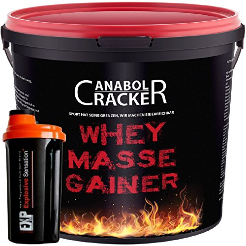 Anabol Cracker Whey Masse Gainer