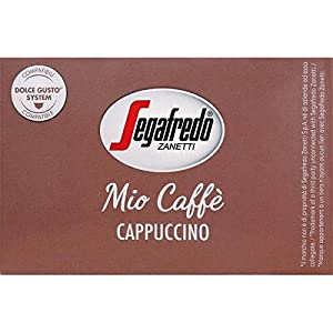 Choose Segafredo mio caffe cappuccino x5 107g - ( Unit Price ) - Fast Shipping - Segafredo mio caffe cappuccino x5 107g by Sweet Grocery