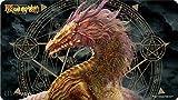 Ultra Pro 84882 - Force of Will - Golden Week Play Mat