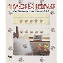 A New Look for Needlework Embroidery and Cross Stitch