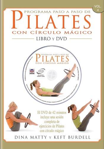 Programa paso a paso de pilates con círculo mágico por Dina Matty