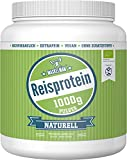 Maskelmän Reisprotein - 80% Protein - Bio - 1000g