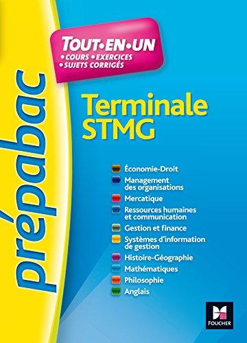 PREPABAC - Toute la terminale STMG - Nº10 par Bernard Verlant