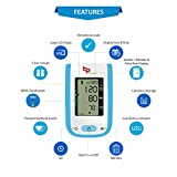Bestest BP Automatic Digital Blood Pressure Monitor (Blue)