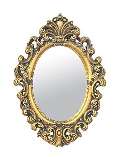 Espejo-de-pared-Oro-Estilo-antiguobarrocoLouis-XVXVI-hecho-a-mano