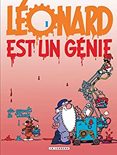 Léonard, tome 1 : Léonard est un génie (2803616998) | Amazon price tracker / tracking, Amazon price history charts, Amazon price watches, Amazon price drop alerts