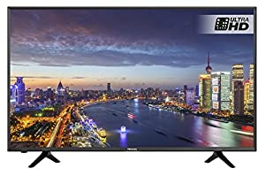 Hisense H65N5300UK 65-Inch 4K Ultra HD Smart TV - Black