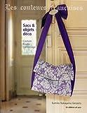 Les couleurs françaises - Sacs et objets déco. Couture, boutis et cartonnage.