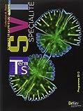 Sciences de la Vie et de la Terre Tle S spécialité : Programme 2012