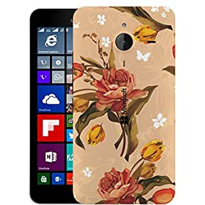 Digione designer Back Replacement Texture Plastic Cover Panel Battery Cover Snap on Case Cover for Nokia Microsoft Lumia 640XL ID:640XL571