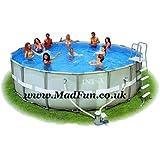 Intex 28334 Ultra Frame Pool Set 549 cm x 132 cm