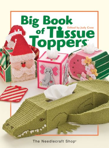 Big Book of Tissue Toppers -