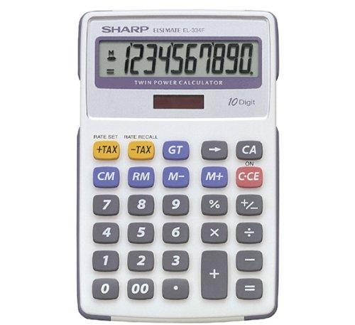 sharp-el334fb-calculadora-bolsillo-basic-calculator-gris-lr44-108-x-170-x-15-mm
