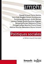 Politiques sociales - 4e éd. de Pascal Penaud