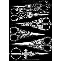 Carnet de Rendez-vous Coiffure: Carnet de Rendez-vous 5 Colonnes Grand Format A4 - 100 Pages de RDV - Carnet de Rendez…