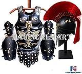 NAUTICAL MART Nautique Mart Médiéval Cuir Musculaire Armour Cuirasse Lot - Costume D'Halloween...