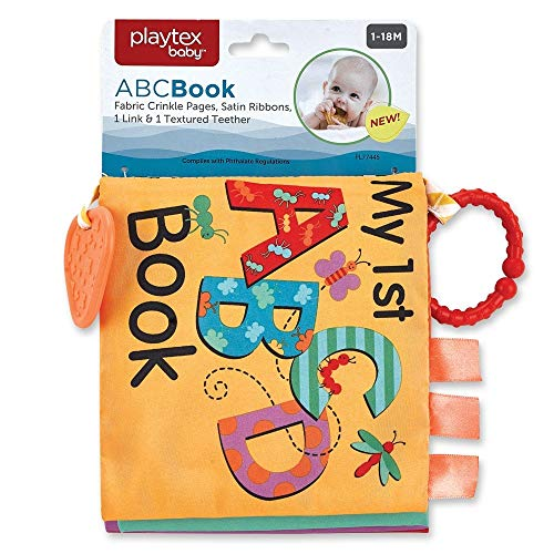 Scholastic Plush Toy, ABC Book by Scholastic